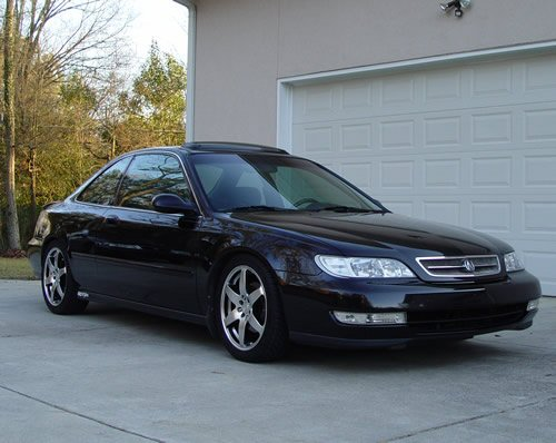 Acura Cl Images