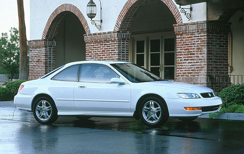 photo of acura cl « Acura Auto Cars