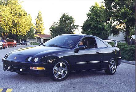 Acuracar Acura Auto Cars - Acura integra gsr 95
