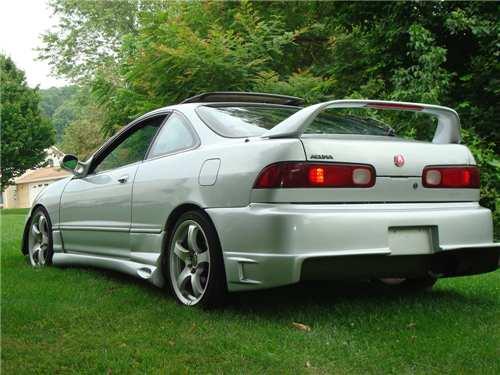 2001 Acura Integra Ls >> Acura Integra History Acura Auto Cars