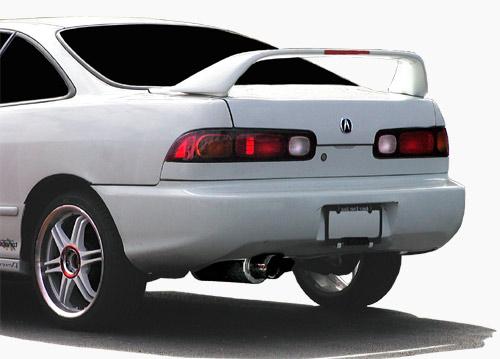 Acura Integra Auto Insight - Acura integra rear bumper