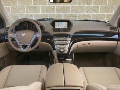 Acura  2010 on Acura Mdx Entertainment Package   Top Cars Design  Review Info And