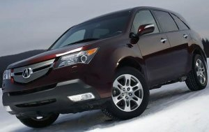 Acura  2009 on Chapman Acura On The Engine Of The 2009 Acura Mdx Is Coupled With A