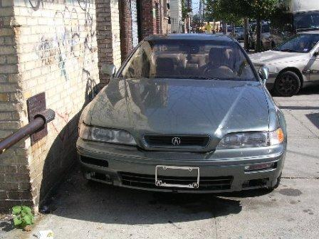 Acura Legend Cars