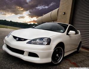 2009 Acura RSX