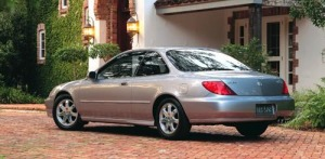 Acura CL Pics