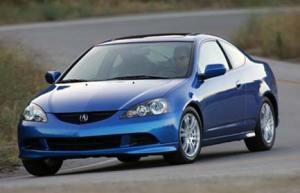 Acura RSX Pics