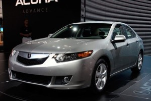 Acura TSX Pics